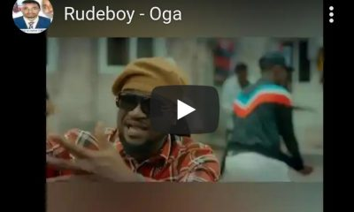 Download Rudeboy – Oga (Video)