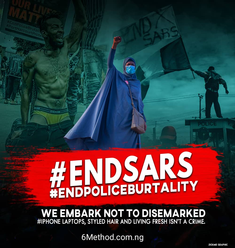 State Of Emergency Over Endsars Protest