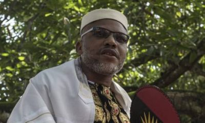 What Nnamdi kanu Said