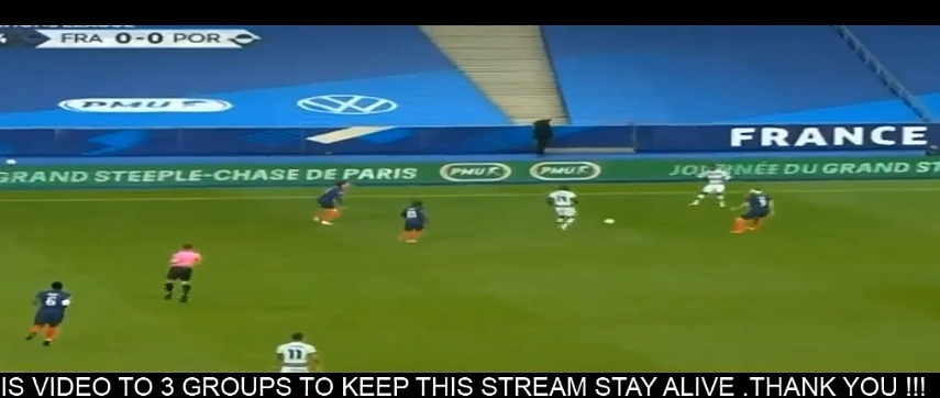 Watch France vs Portugal live