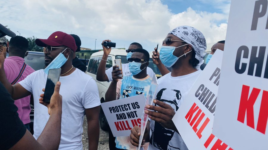 EndSARS Protesters 5 Things To Consider Wearing To A Protest