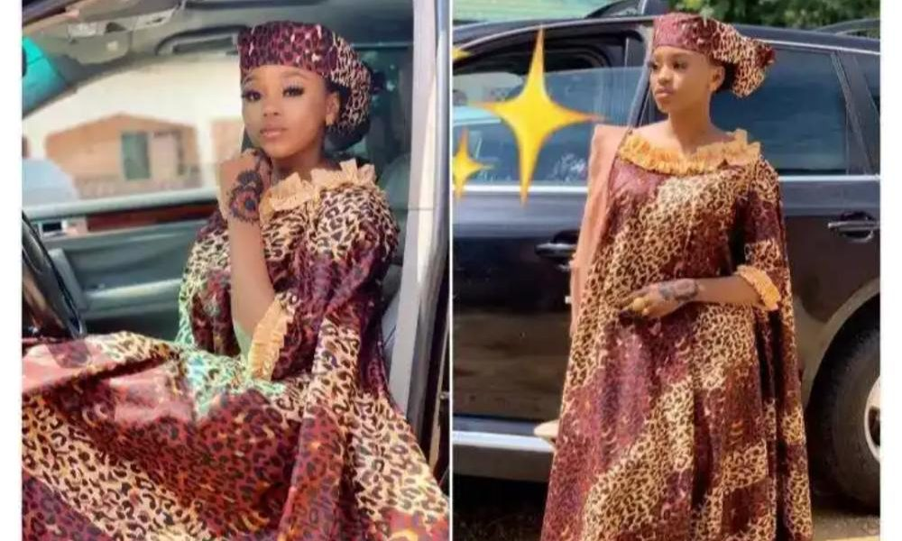 Beautiful Nigerian lady Cries out for Husband