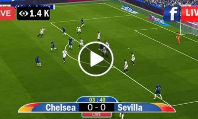 Watch Chelsea vs Sevilla