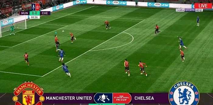 Watch Manchester United vs Chelsea