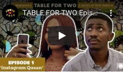 Table For Two Episode 1