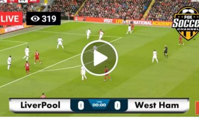 Watch Liverpool vs West Ham live match