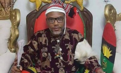 Court begins Nnamdi Kanu's trial