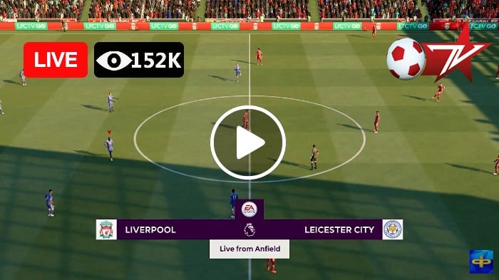 Watch Liverpool vs Leicester