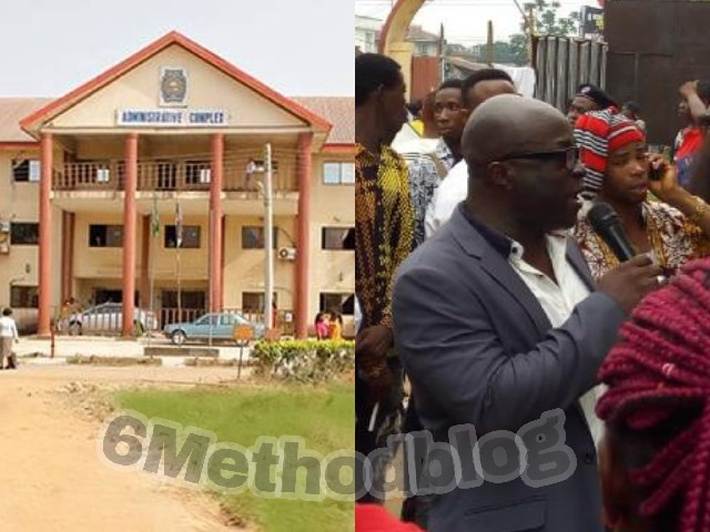 Abia Poly Rector