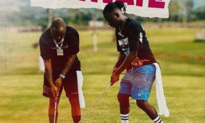 Activate – Stonebwoy ft Davido