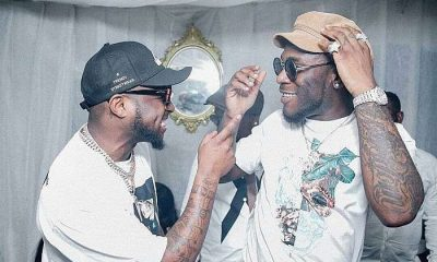 Davido Replies Burna Boy