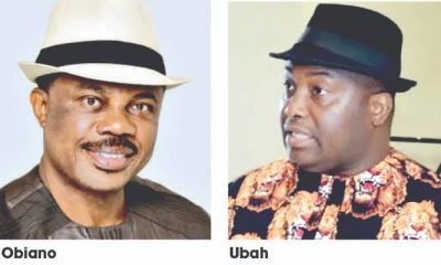 """Exposed"" See What Senator Ubah Said About Obiano Again"