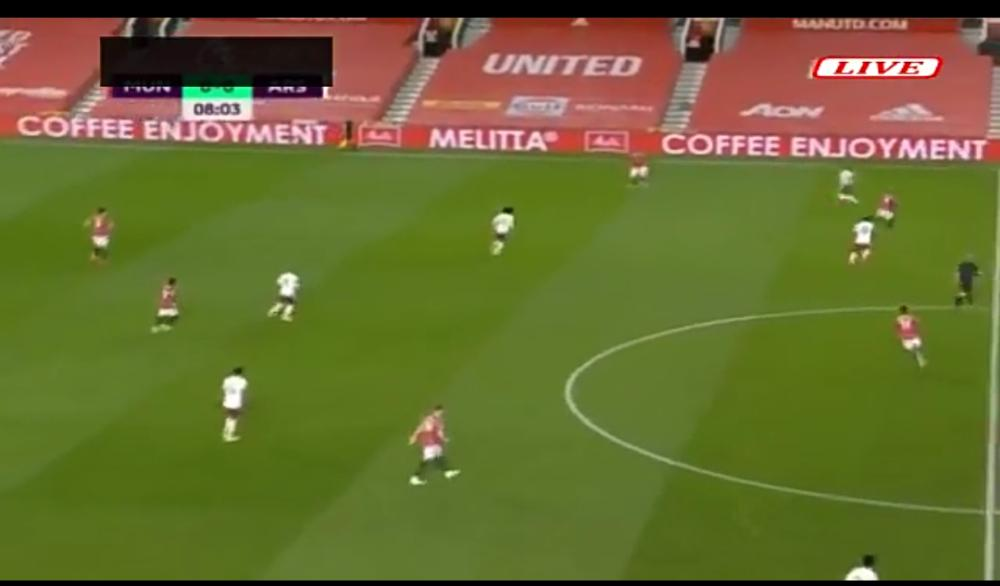 Watch Manchester united vs Arsenal