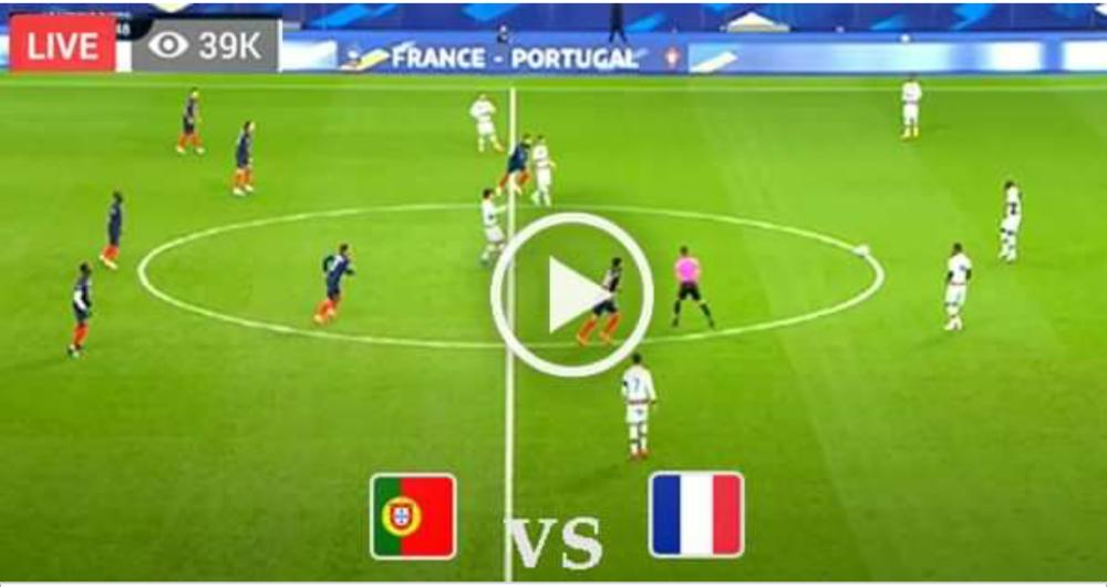 Watch Portugal vs France