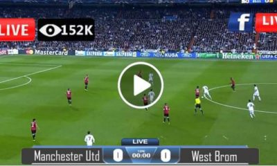 Manchester united vs West Brown