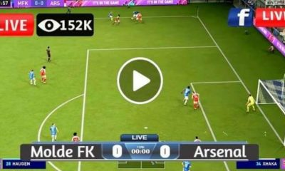 Watch Molde vs Arsenal