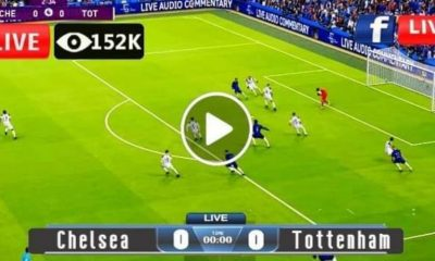 Watch Chelsea vs Tottenham