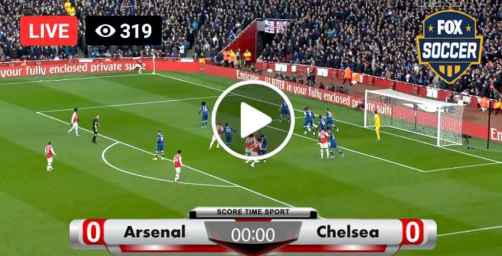 Watch Arsenal vs Chelsea