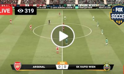 Arsenal vs Rapid Vienna