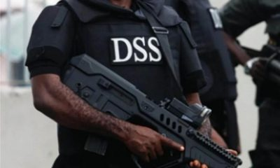 DSS Arrests End SARS Protester