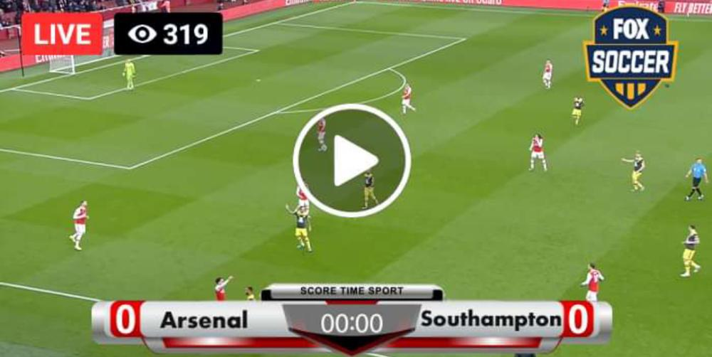 Arsenal vs Southampton