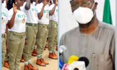 Corpers Test Positive