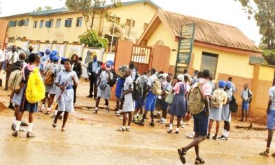 New Date For Resumption Of Schools