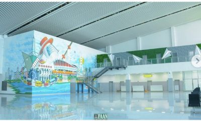 Pictures Of The New Lagos Airport Terminal