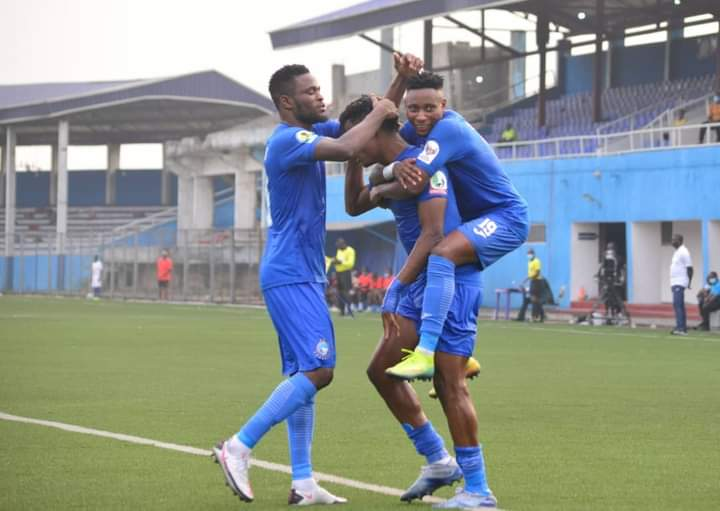 Enyimba crash out of CAF