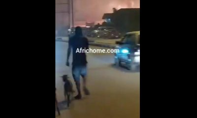 Gas Explosion Rocks Port Harcourt