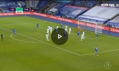 Ndidi Powerful Goal