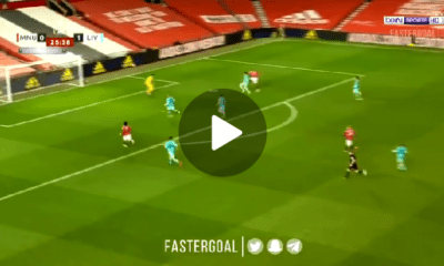 Watch Mason Greenwood Goal
