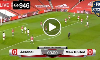 Watch Arsenal Vs Manchester United