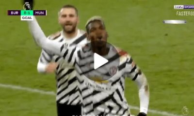 Watch Pogba Beautifull Goal