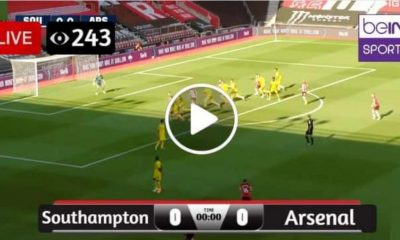 Watch Southampton Vs Arsenal Live Match and Goal Highlights