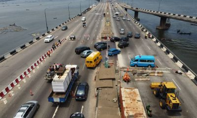 Third Mainland Bridge Reopening