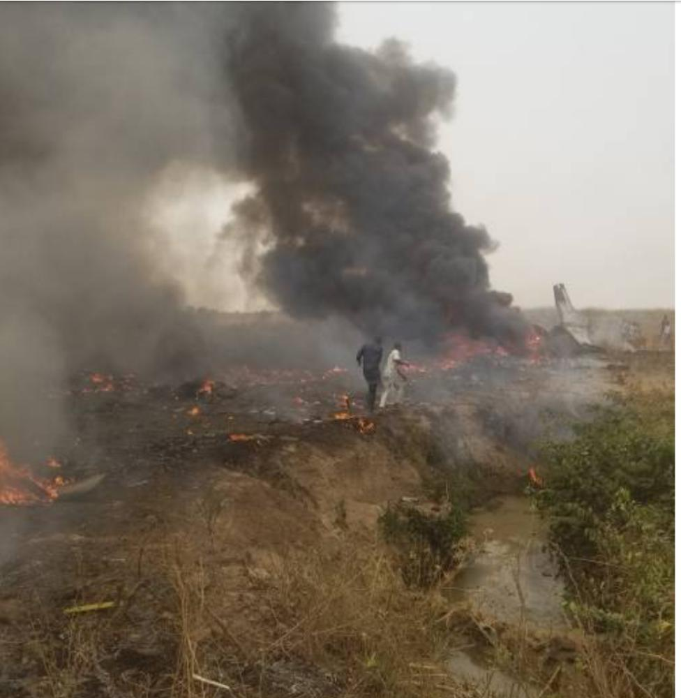 Check Out The Names Of Air Force Officers Killed In Abuja Plane Crash