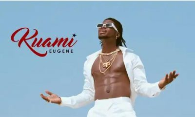 Download Kuami Eugene – Amen (Video)