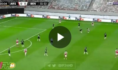 Goal Highlight Arsenal 3-2 Benfica