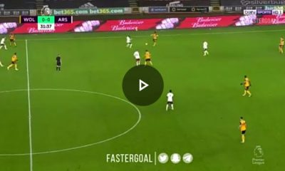 Nicolas Pepe Wonderful Goal