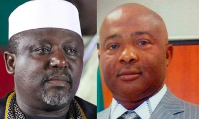 Okorocha Reveal Why Uzodinma Is Attacking