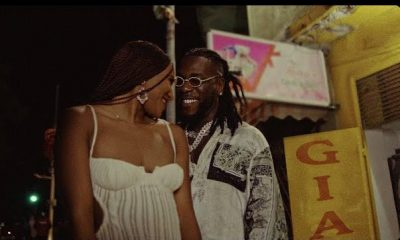 Video Of Burna Boy – Onyeka