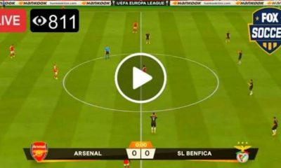 Watch Arsenal vs Benfica