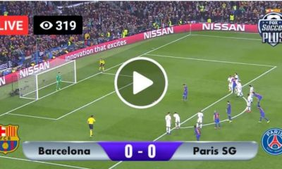 Watch Barcelona vs PSG
