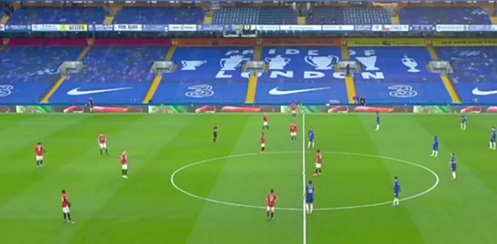 Watch Chelsea vs Manchester united Live Match And Goal Highlights