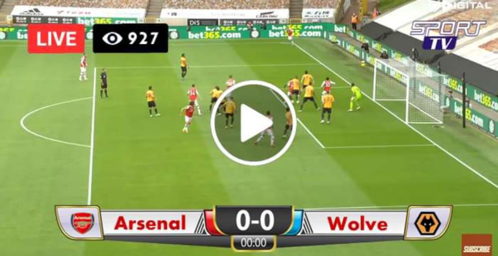 Watch Wolves vs Arsenal