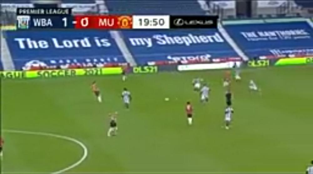 Watch West Brom vs Manchester United