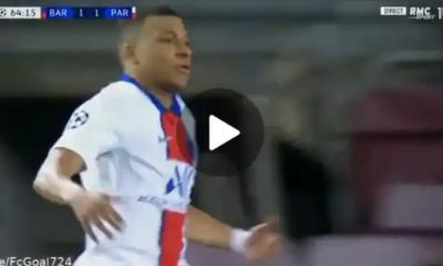 Kylian Mbappe Wonderful Hat trick