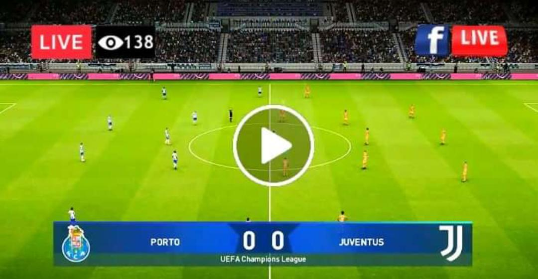 Watch Fc Porto vs Juventus live match and Goal highlights