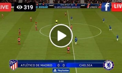 Watch Atletico vs Chelsea